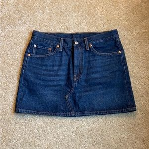 Levi's Denim Skirt